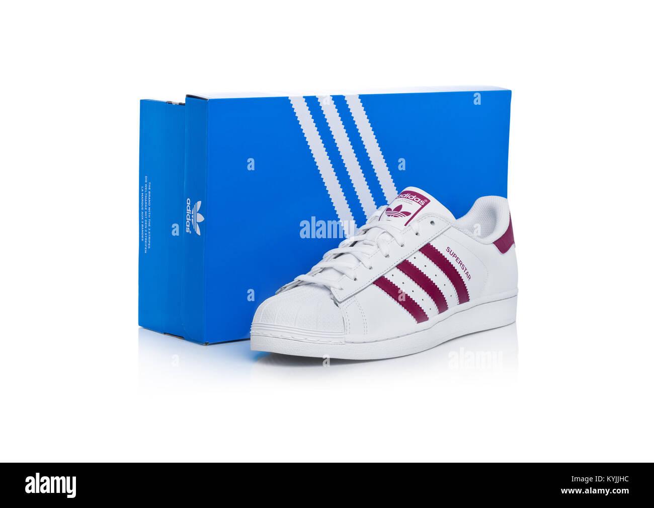 Londres, Royaume-Uni - 12 janvier 2018 : Adidas Originals ...
