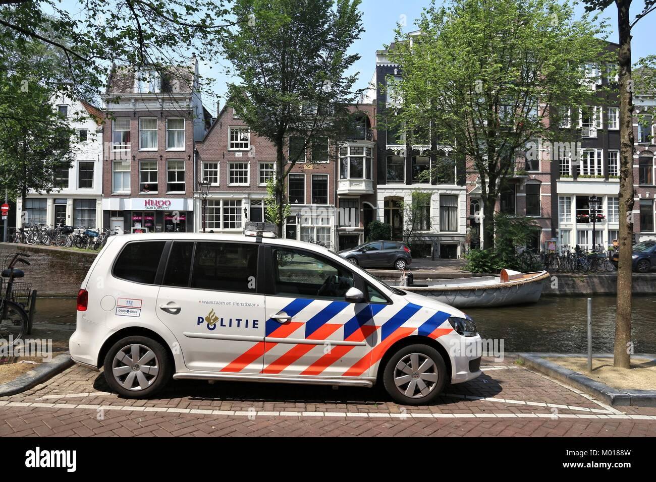 Publicité Automobile Voiture Spyker AMSTERDAM PAYS-BAS Bday Vierge Carte de vœux