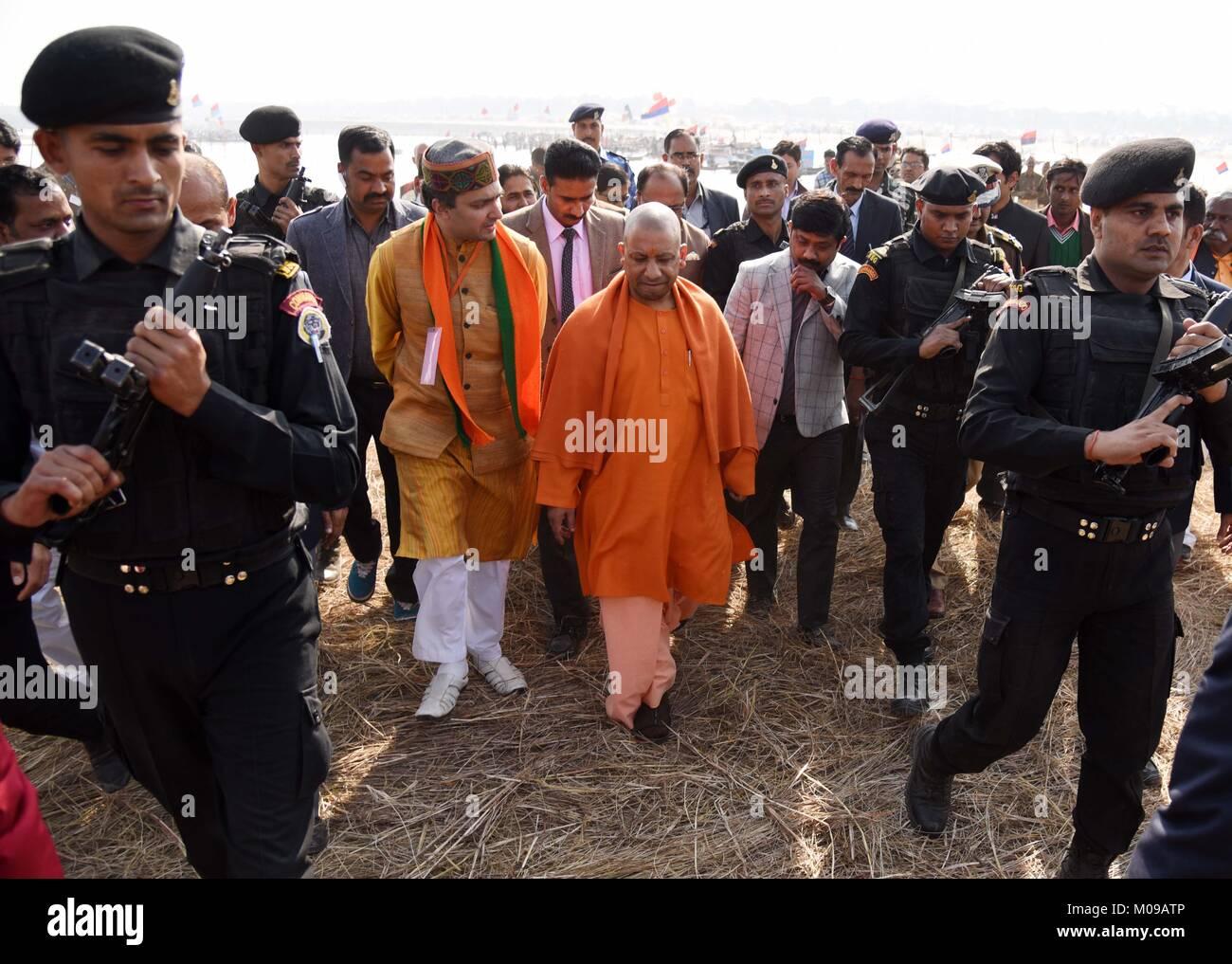 Aditya Nath Yogi Photos Stock Des Images