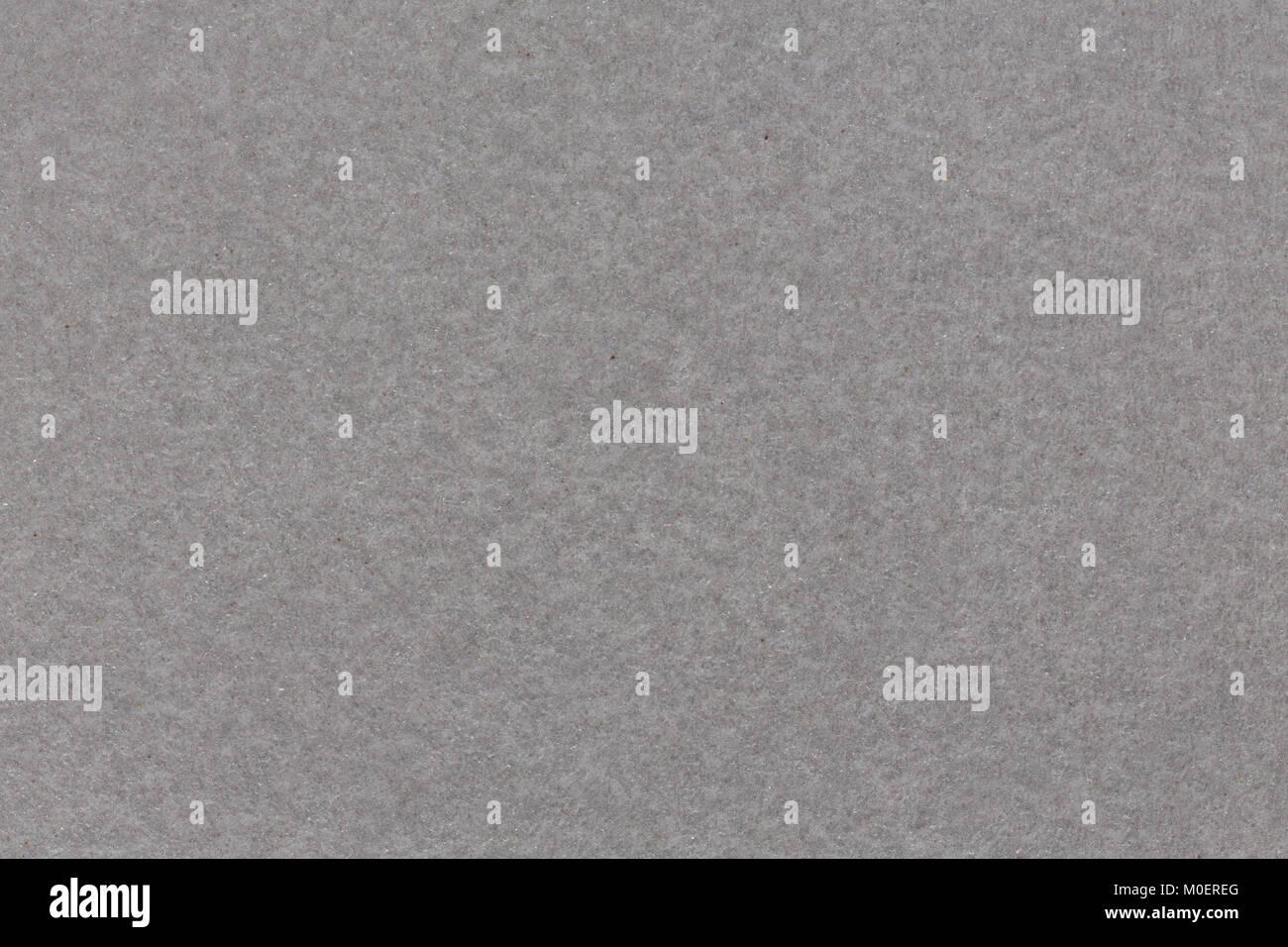 La texture du papier, papier gris et de milieux différents. Photo Stock