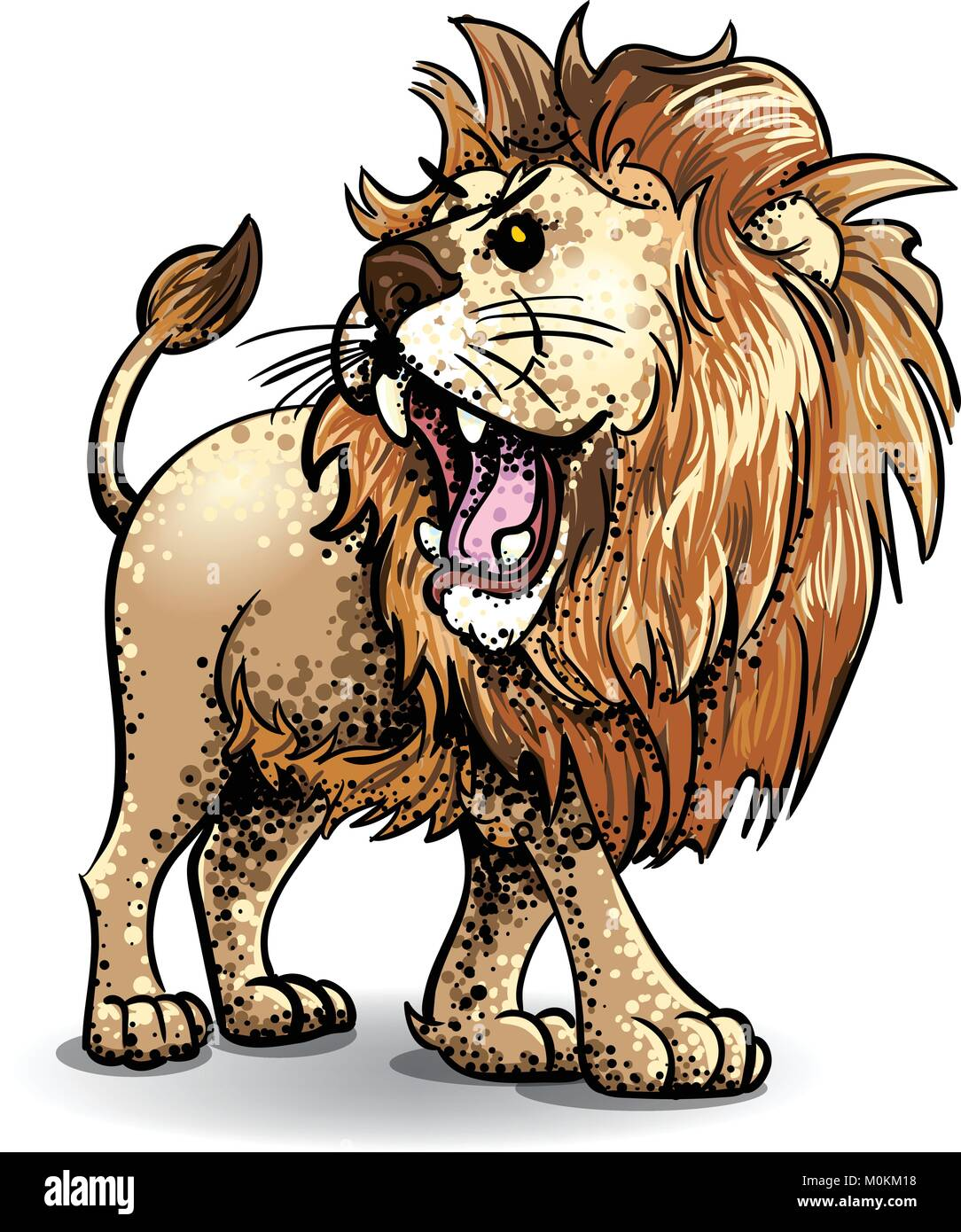 Drawing Lion Photos Drawing Lion Images Page 3 Alamy