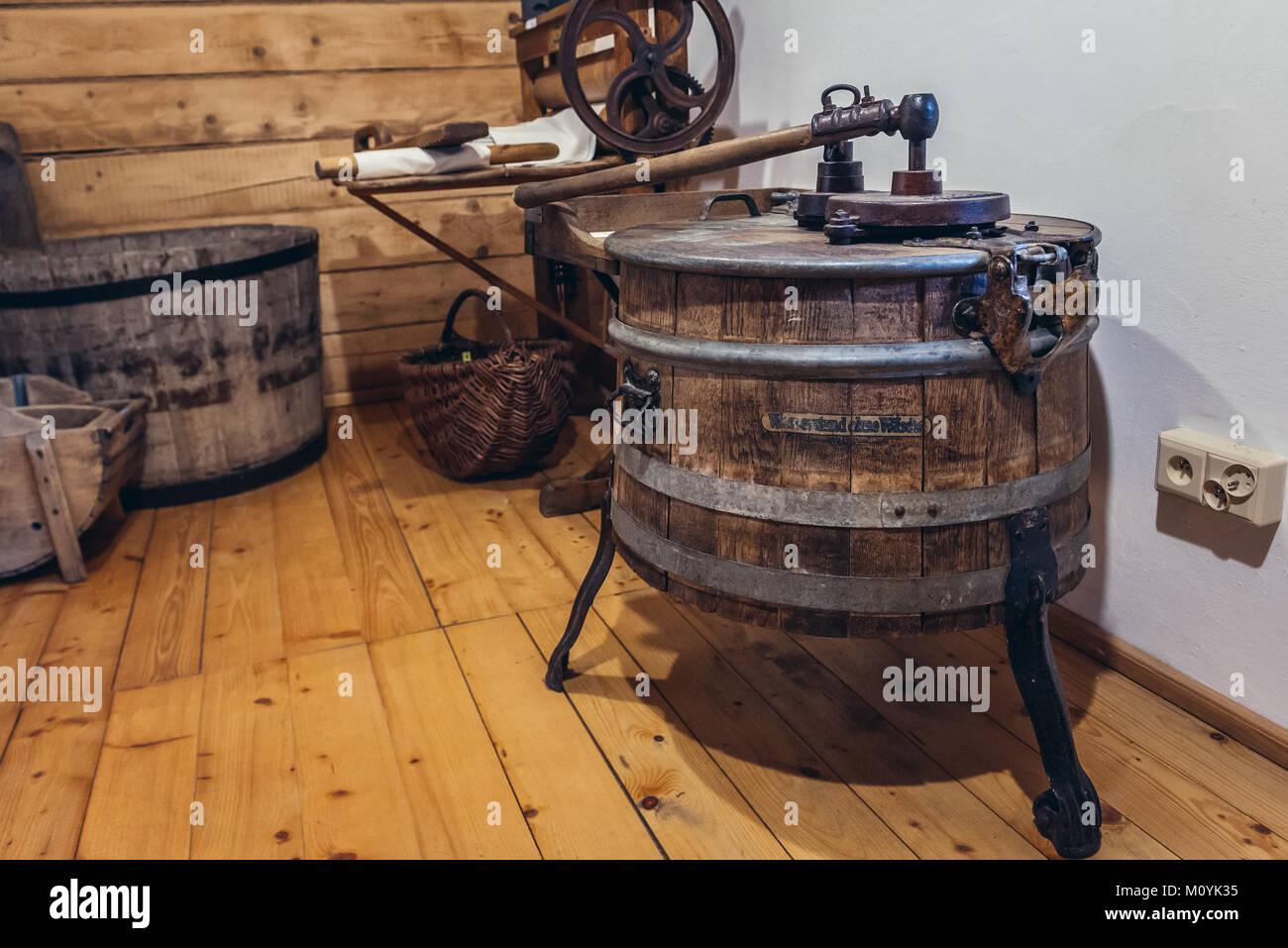 washing machine antique photos washing machine antique images alamy. Black Bedroom Furniture Sets. Home Design Ideas