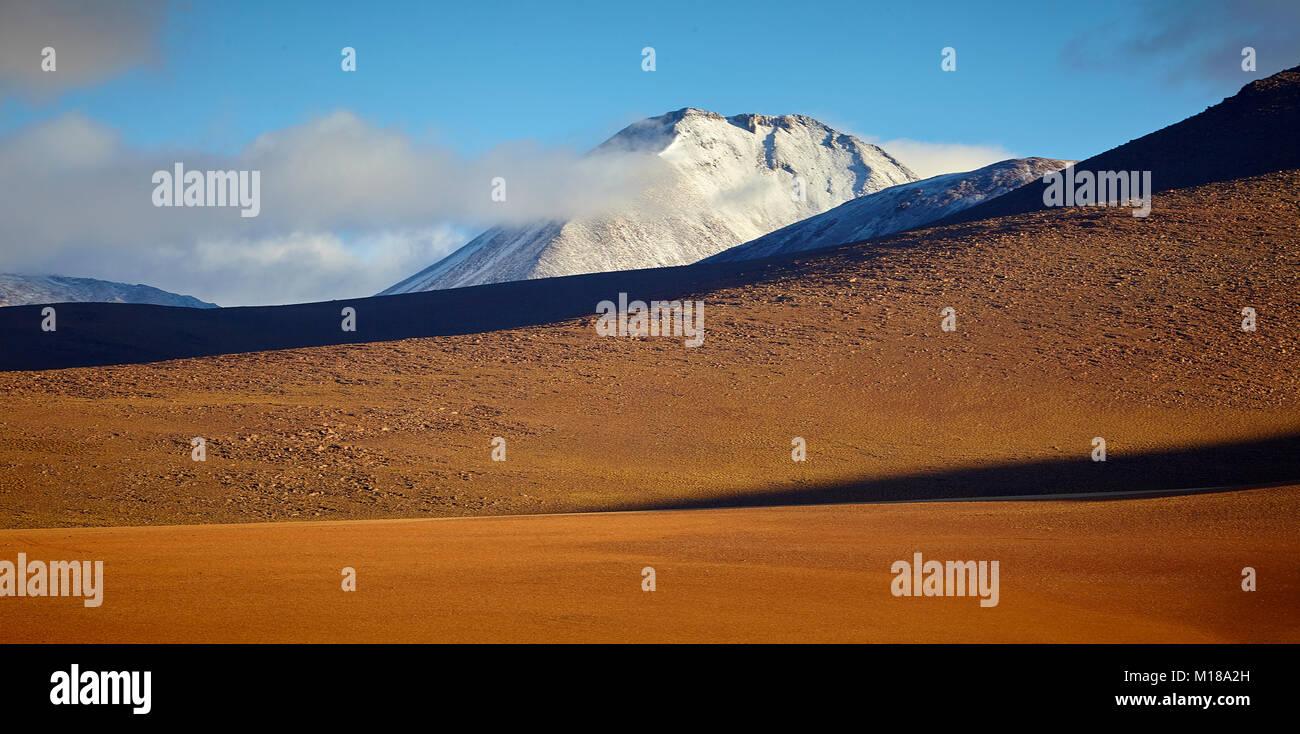 12 heures autour du Salar de Uyuni Photo Stock