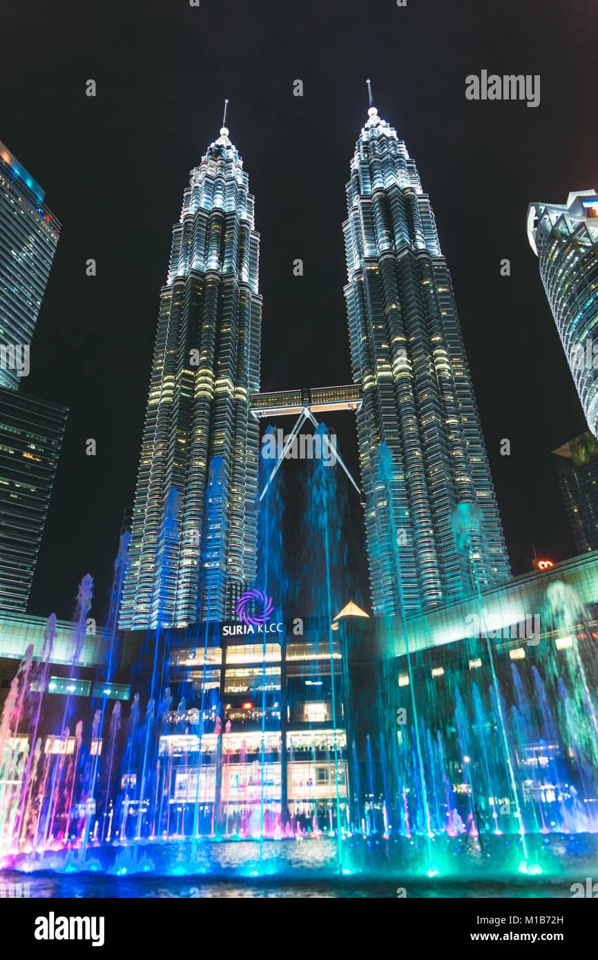 Kuala Lumpur, Malaisie Photo Stock