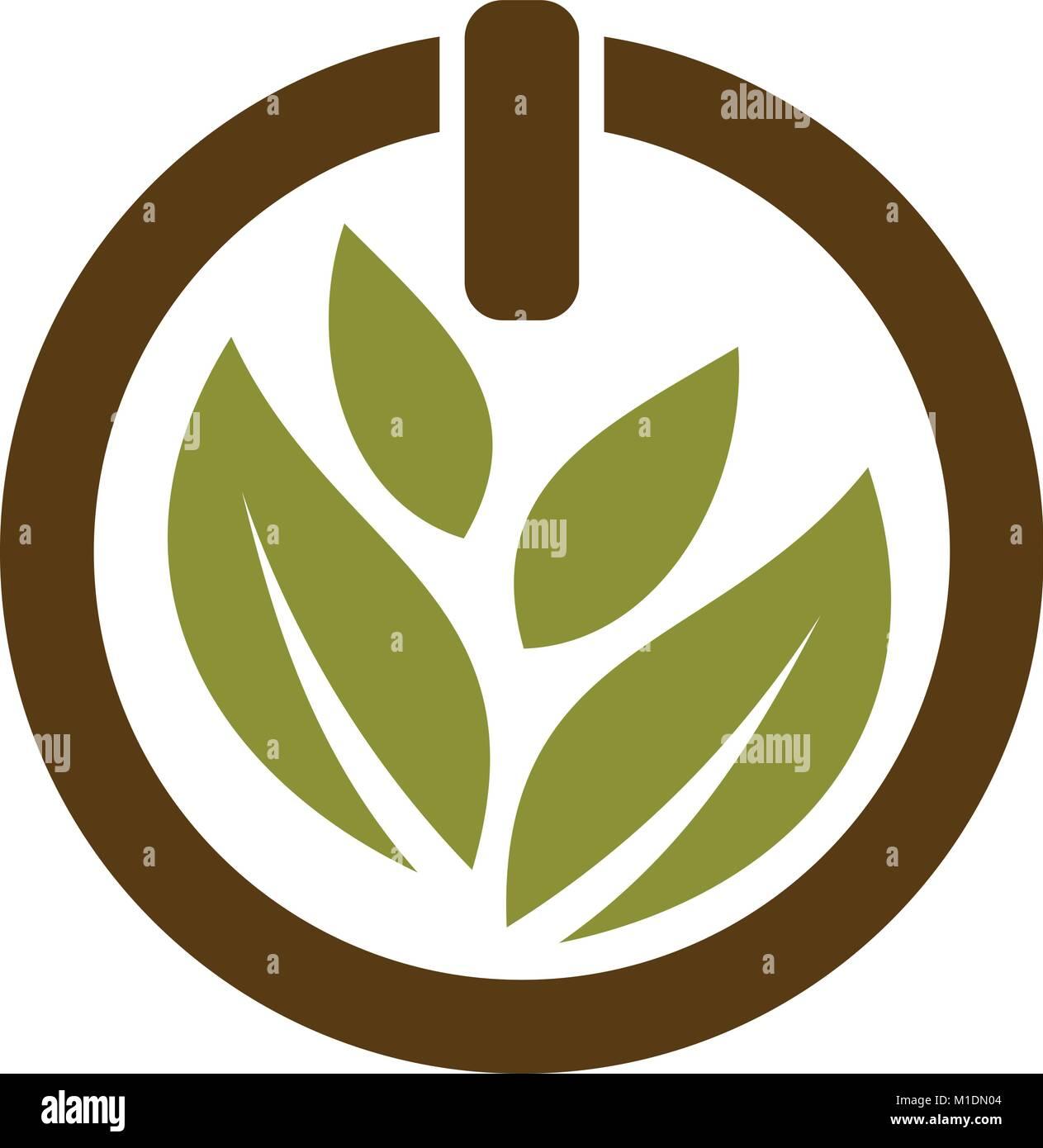 Gourou de nutriments Eco Science Technology Lab Photo Stock
