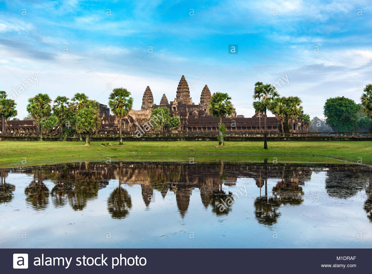 Angkor Wat Photo Stock
