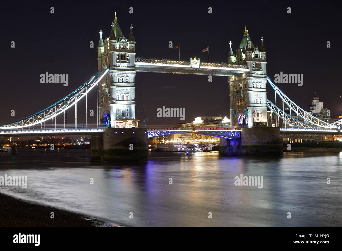 Tower Bridge Londres Photo Stock