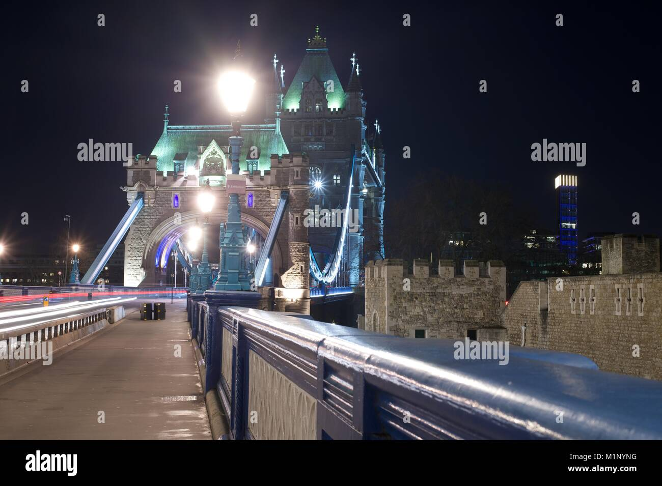 Tower Bridge, London Photo Stock
