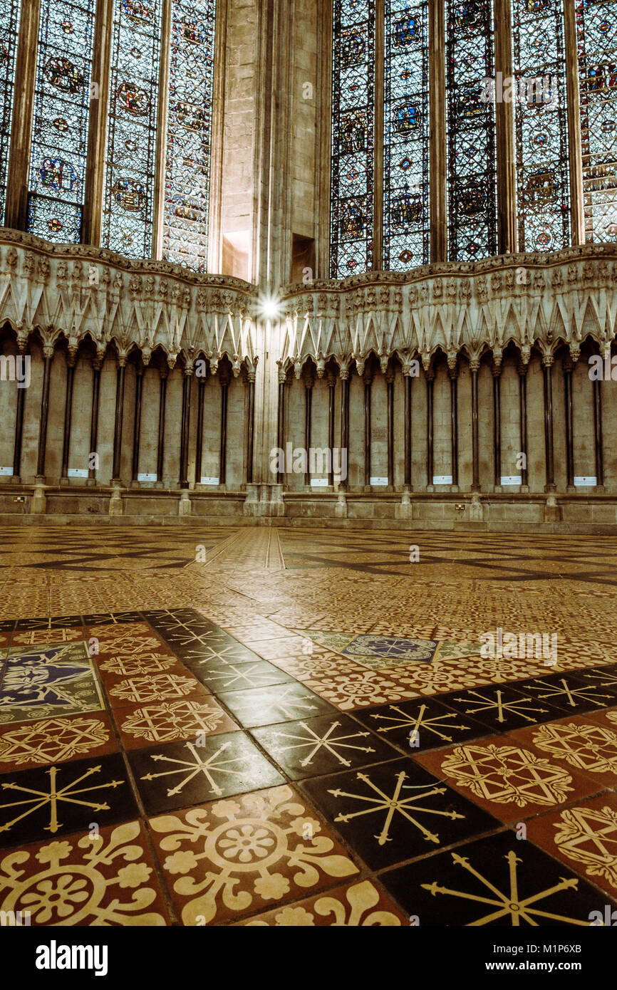 Chapter House Floor Photos Chapter House Floor Images Alamy