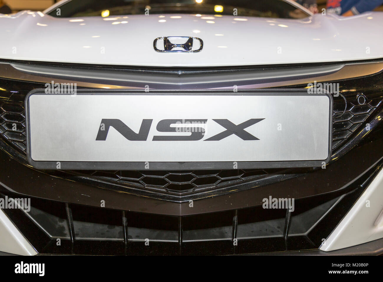 Istanbul, Turquie - 21 Avril 2017: Honda NSX Banque D'Images