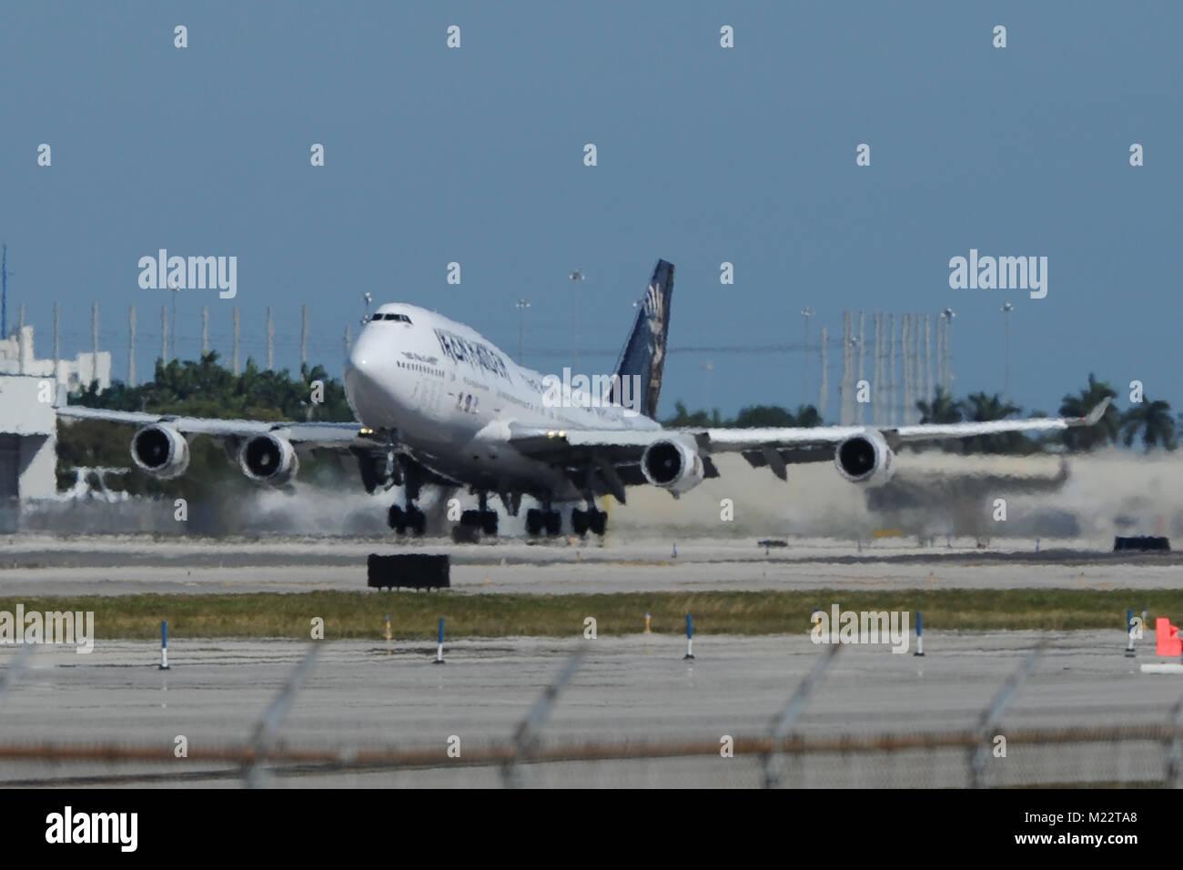 Iron Maiden Flugzeug