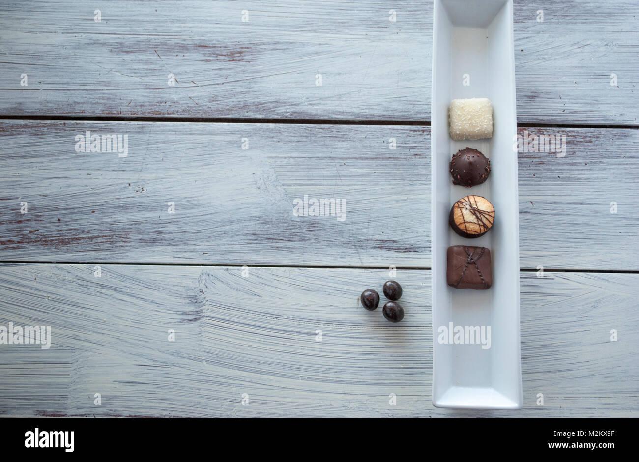 Concept d'un régime alimentaire Photo Stock