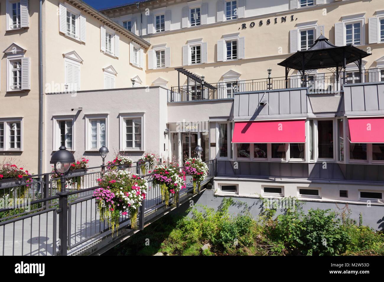 Bad Wildbad Rossini Hotel