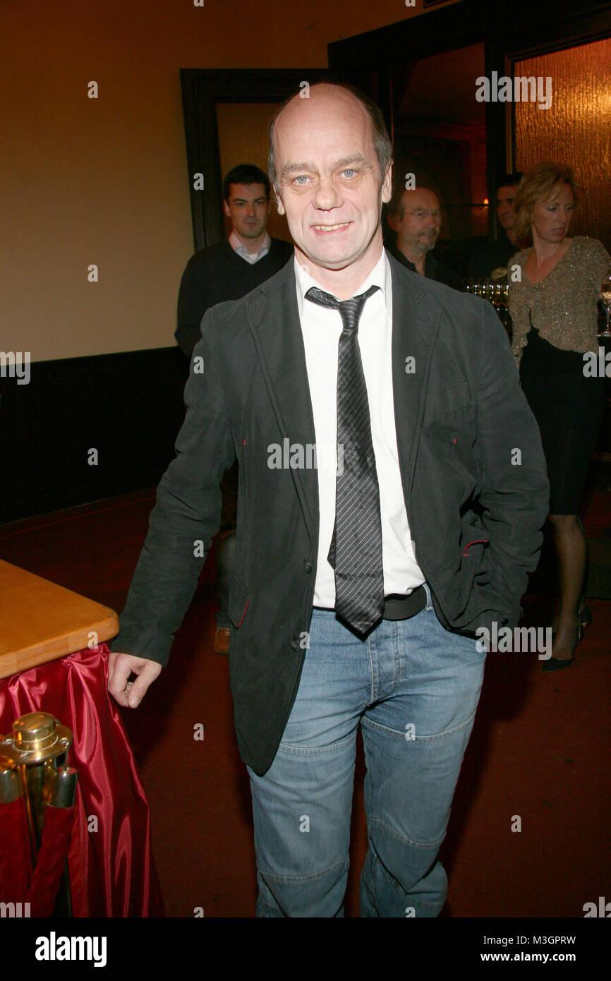 Corny Littmann bei der venir parti ensemble 2007 der Filmförderung Hamburg , ein bedeutendes und unter der Prominenz beliebtes Medienevent am 18.01.2007 Banque D'Images