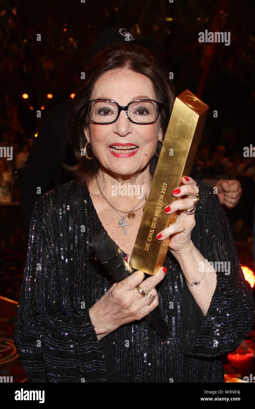 Nana Mouskouri Schlager Des Champions De Lard Vivre Sendung Das
