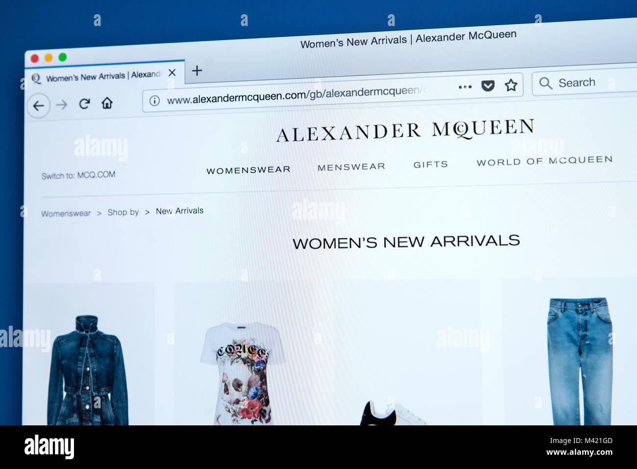 e03b501405a Alexander Mcqueen Designer Label Photos   Alexander Mcqueen Designer ...