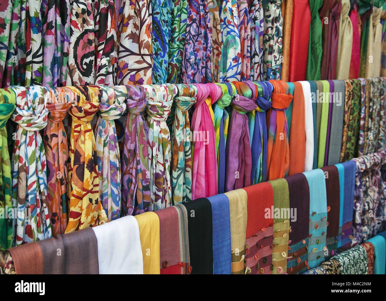 01e3625dd176 Silk Scarves Grand Bazaar Istanbul Photos   Silk Scarves Grand ...