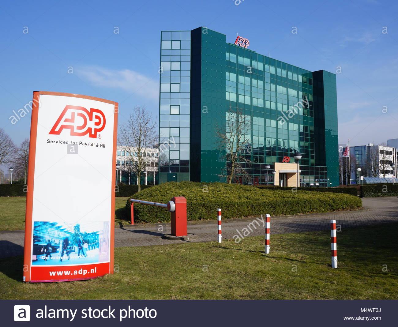Ou de l adp automatic data processing inc immeuble de bureaux