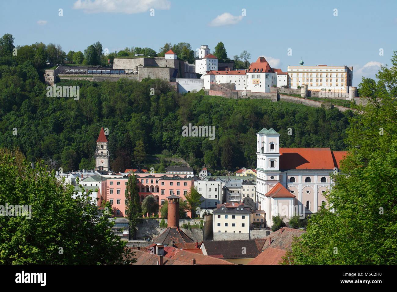 Castle amp; Images Oberhaus Veste Photos Alamy qrYqUgw