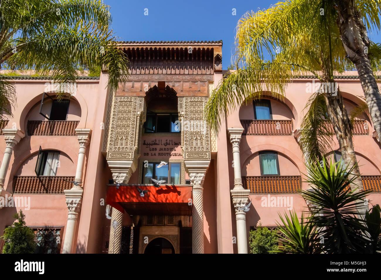 Les Jardins De La Koutoubia Hotel Photos Les Jardins De La