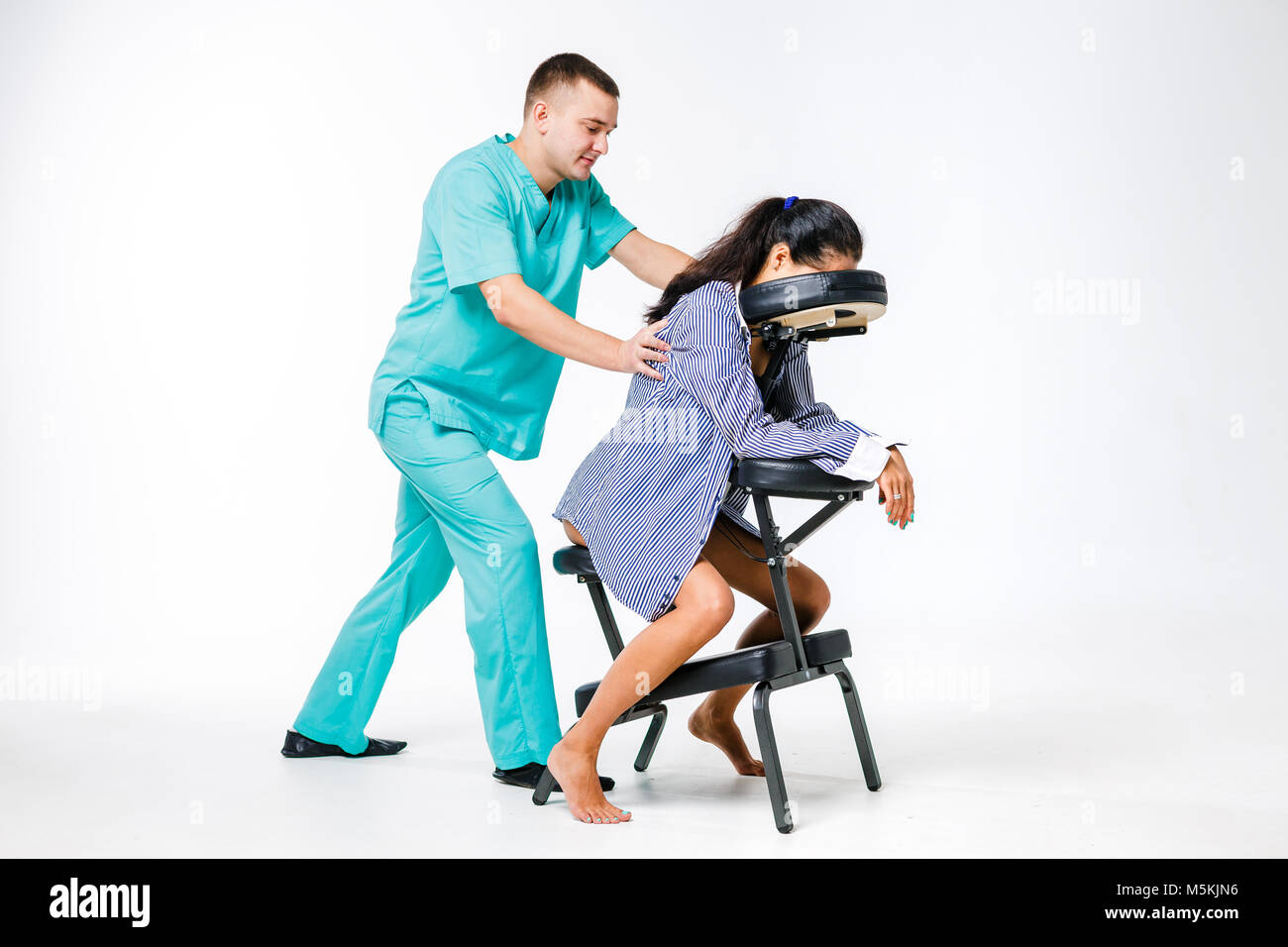 Massage salle sexe