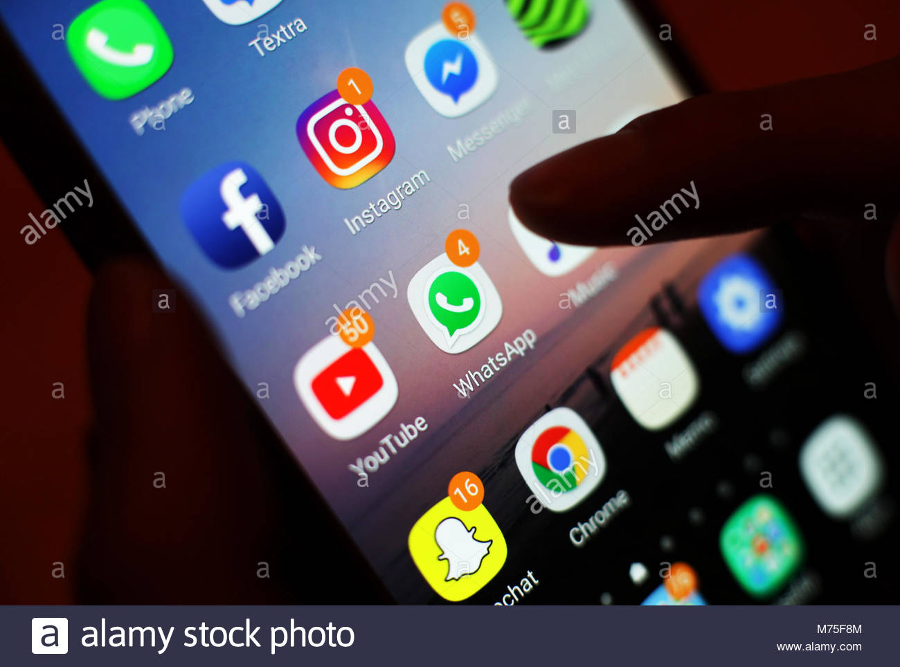 Réseaux sociaux pour la datation