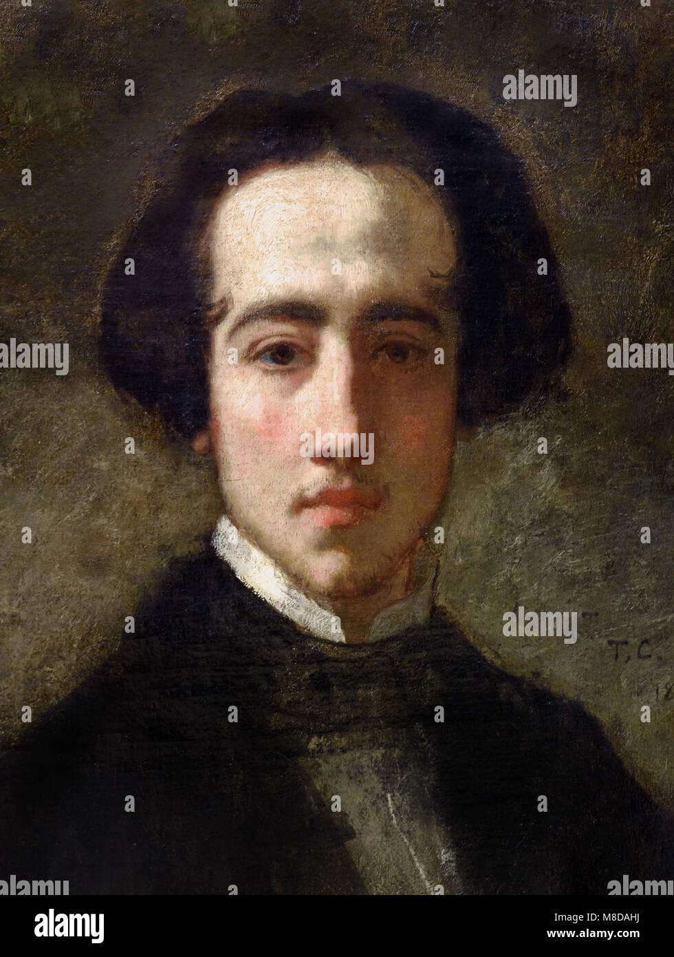 Prince Alonso (Espagne)1852 - 1815 Thomas Couture, France, 1879, Français Photo Stock