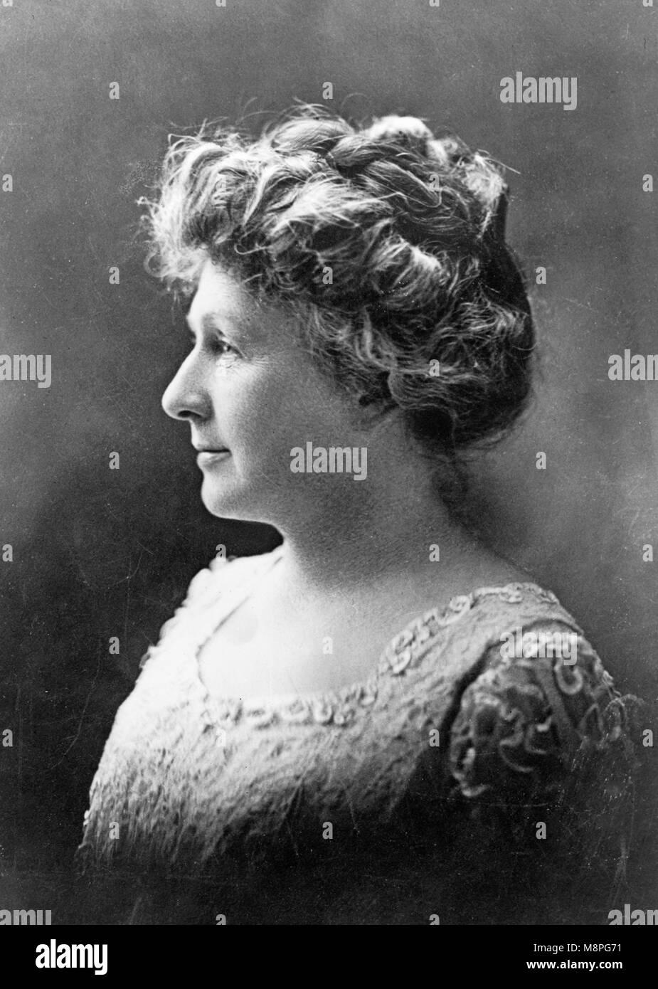 Annie Jump Cannon (1863 - 1941) astronome américain Banque D'Images