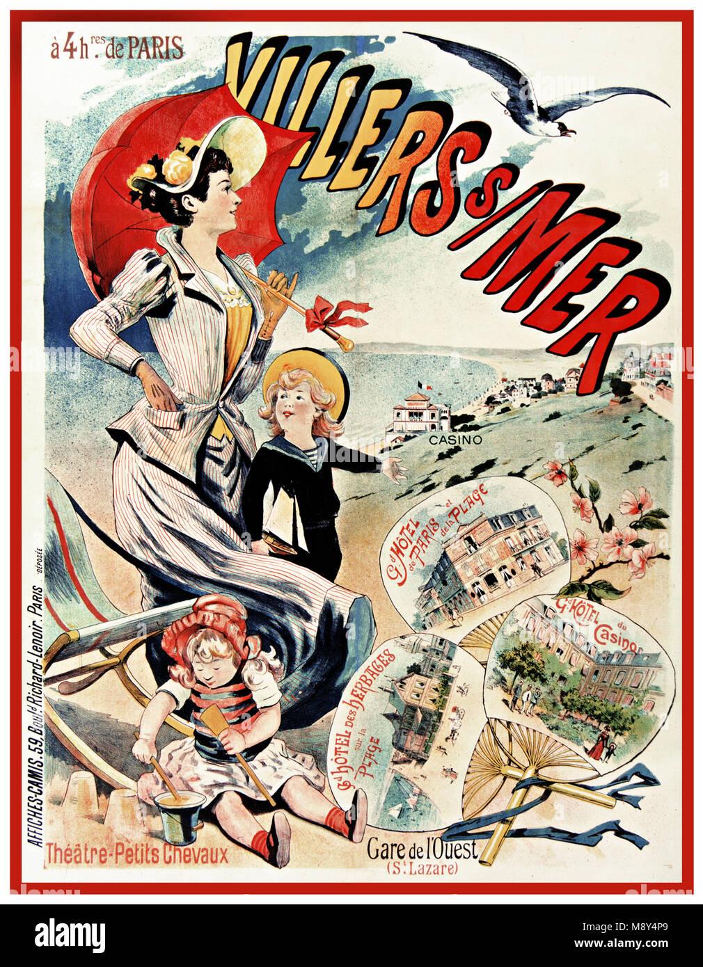 Affiche Ancienne Pour Salle De Bain affiche vintage de voyage français photos & affiche vintage