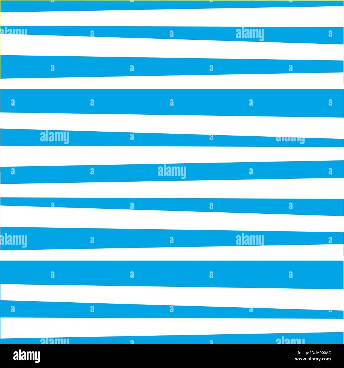 Resume Motif A Rayures Horizontales Bleu Marine Et Blanc Arriere