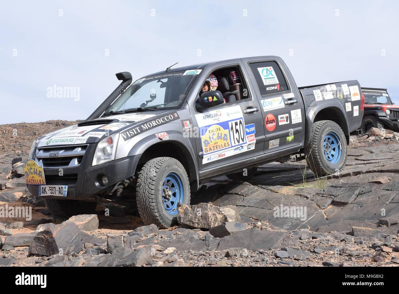 Rallye 4x4 2018