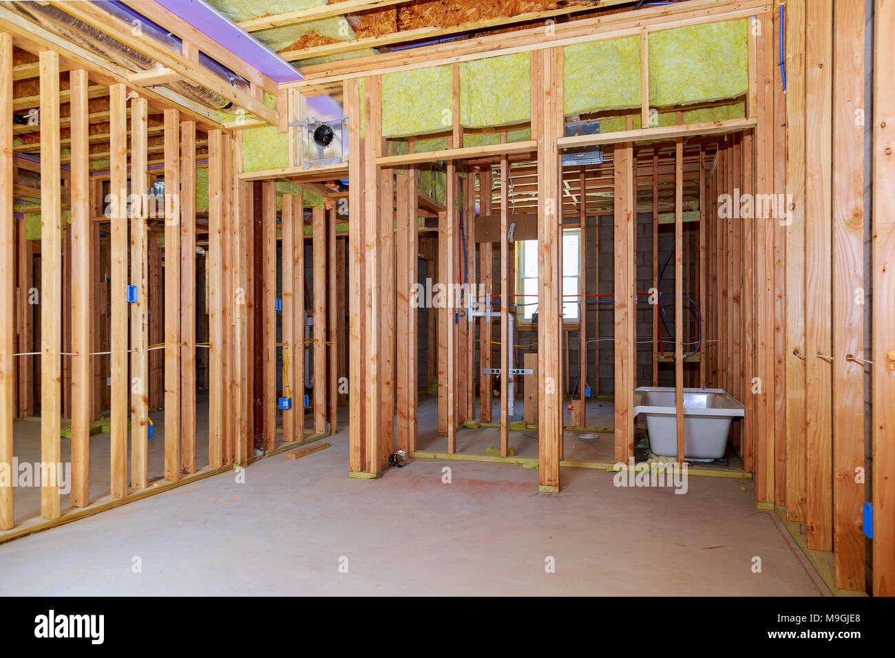 Plomberie Salle De Bain Sous Sol electrical and plumbing system in ceiling photos