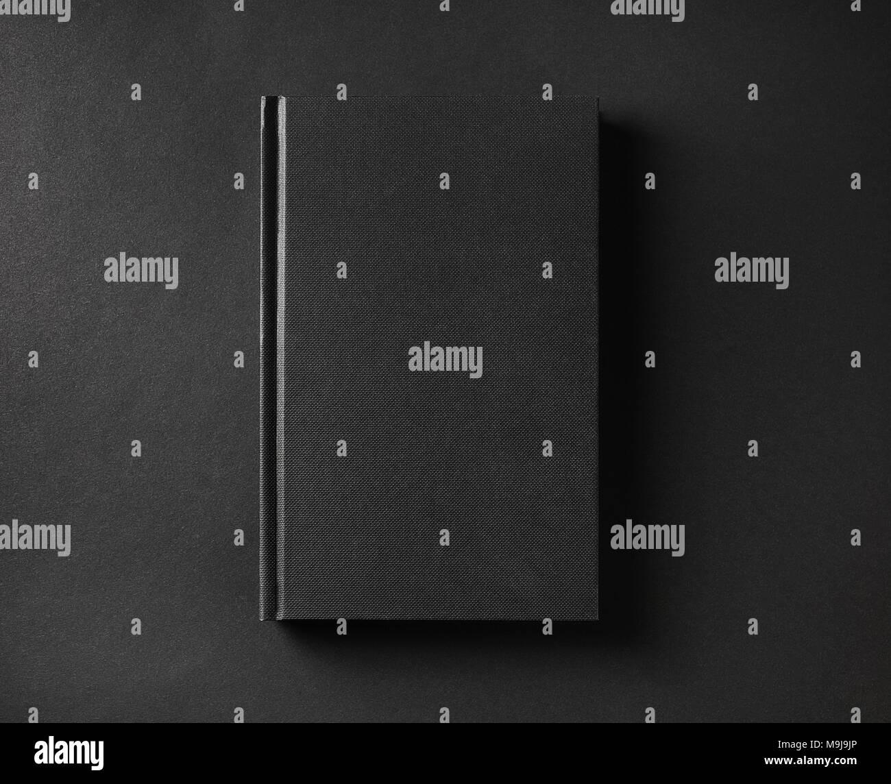 Photo De Couverture Du Livre Noir En Blanc Sur Fond De