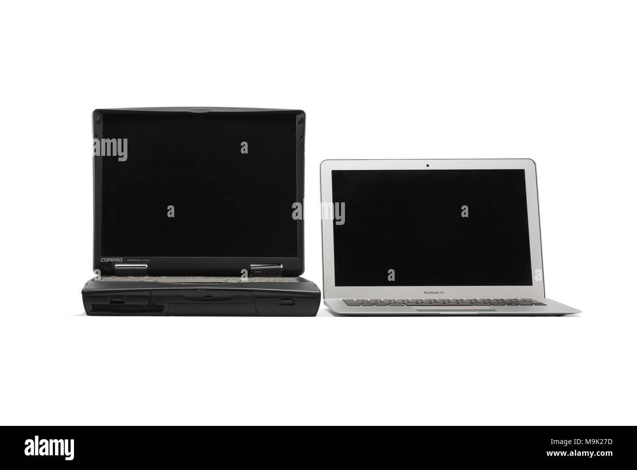 5 Republic June Brnenec Republique Tcheque 2016 Comparaison Dordinateurs Portables De Nouveau Apple MacBook Air 13 Pouces2015 Et Lancien Ordinateur