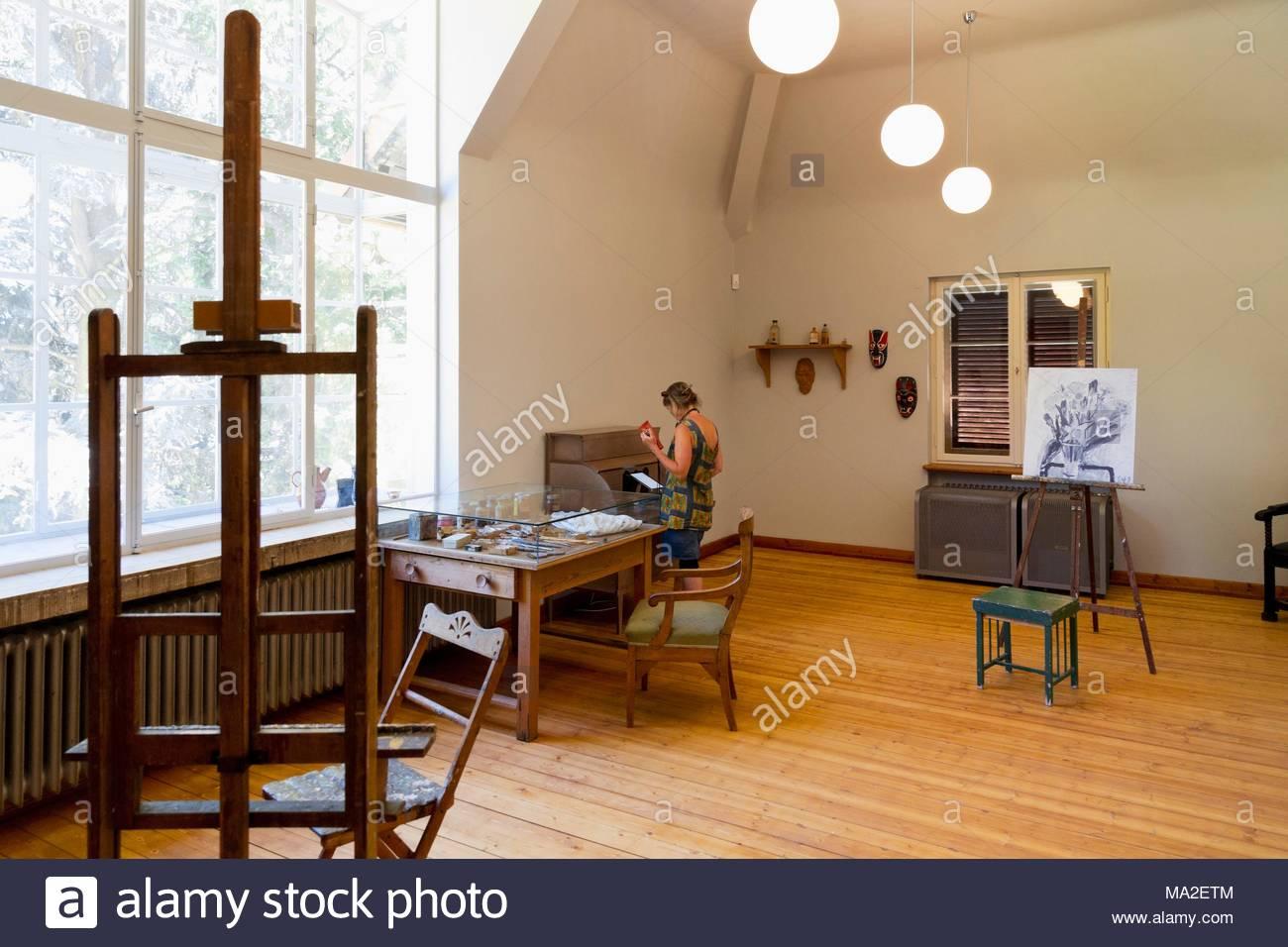 De Style Art Deco Et Bauhau Haus Otto Dix Dans Le Museum De