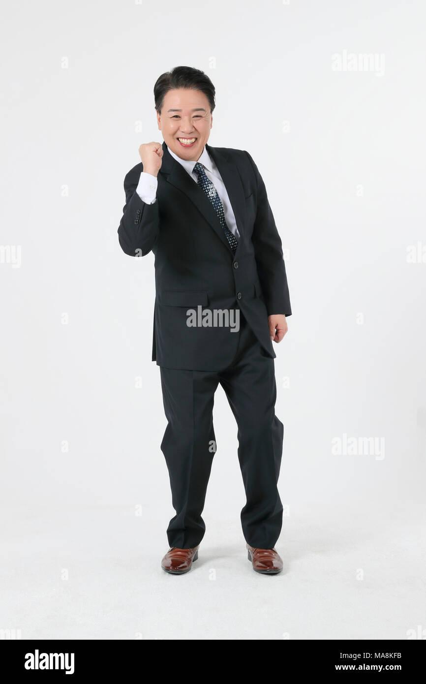 La vie d'un homme d'âge moyen concept photo. un homme d'âge moyen , le travail quotidien et les loisirs. 164 Photo Stock