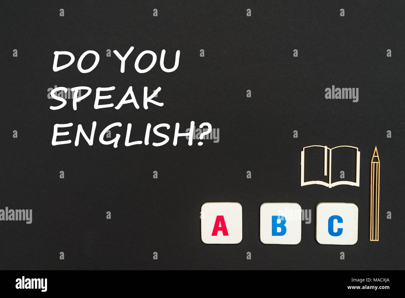 Parlez Vous Anglais Photos Parlez Vous Anglais Images Alamy