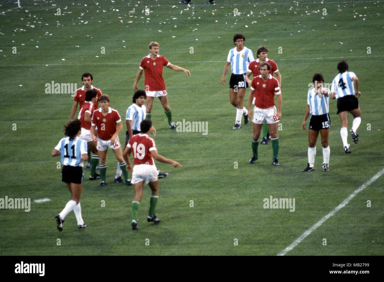 Mario kempes photos mario kempes images alamy - Finale coupe du monde 1978 ...