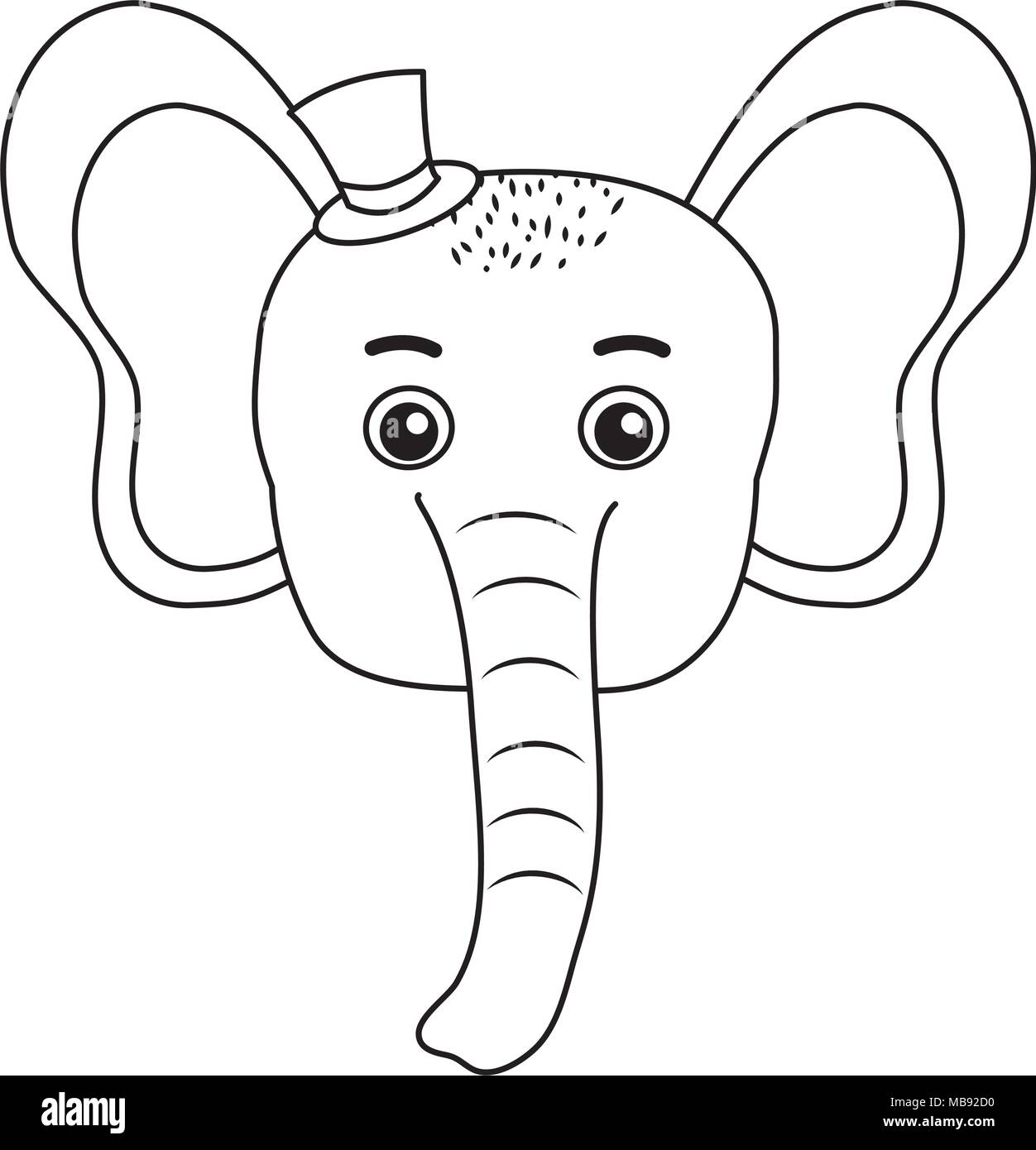 Elephant Head Cartoon Photos   Elephant Head Cartoon Images - Page 2 ... b759d39283a