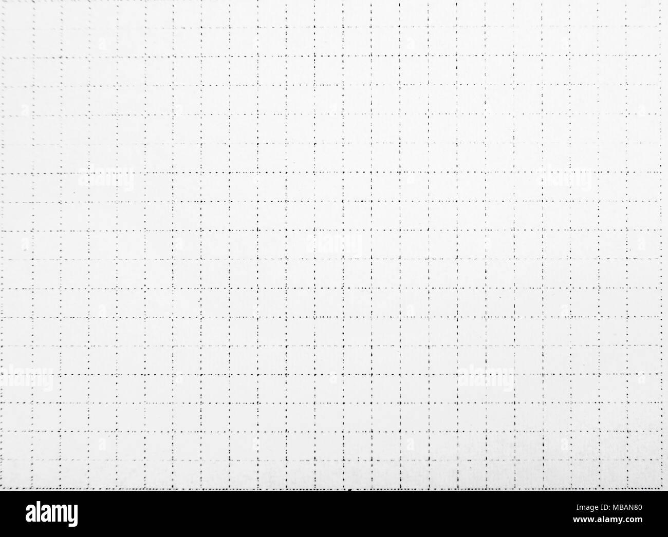 Grille Graphique Papier Quadrille Notebook With Copy Space Banque D