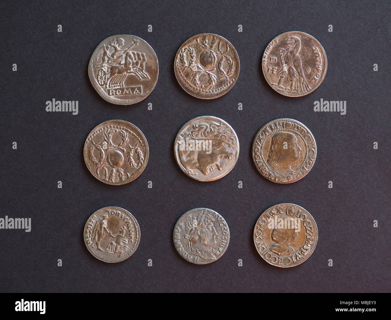Medieval Coins Photos Medieval Coins Images Alamy