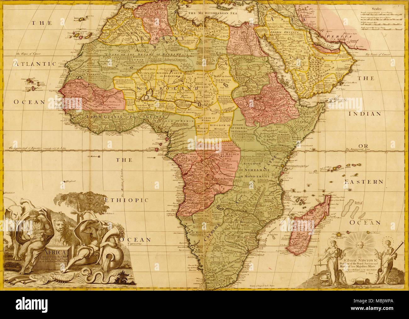 Afrique - 1688 Photo Stock