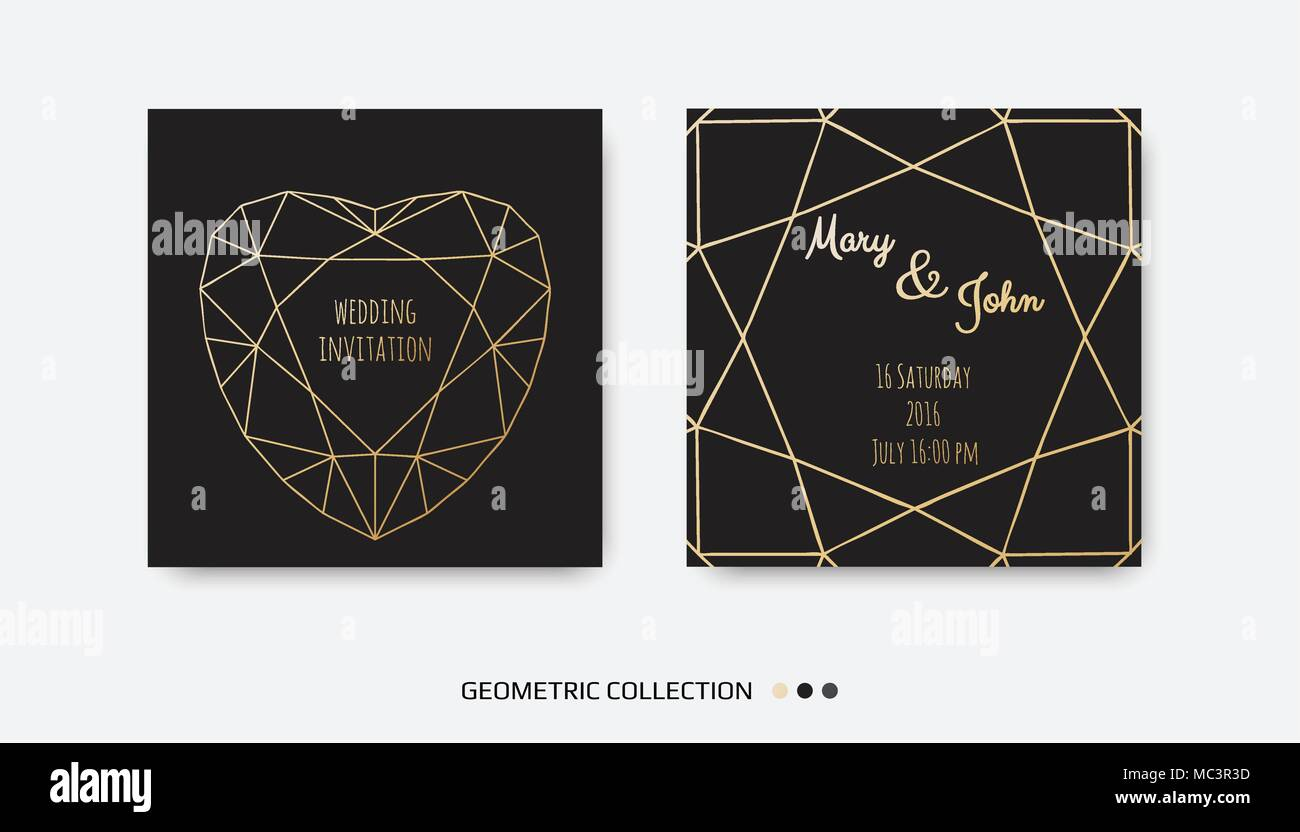 Carte D Invitation De Mariage Inviter A La Conception De L Art
