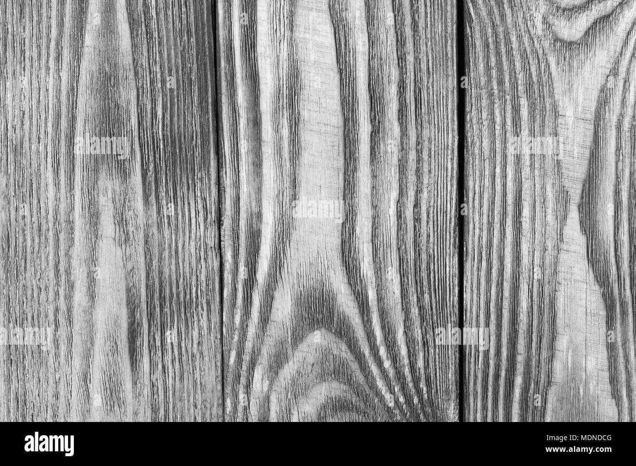 Arriere Plan De Texture En Noir Et Blanc A Partir De Planches De Bois Photo Stock Alamy