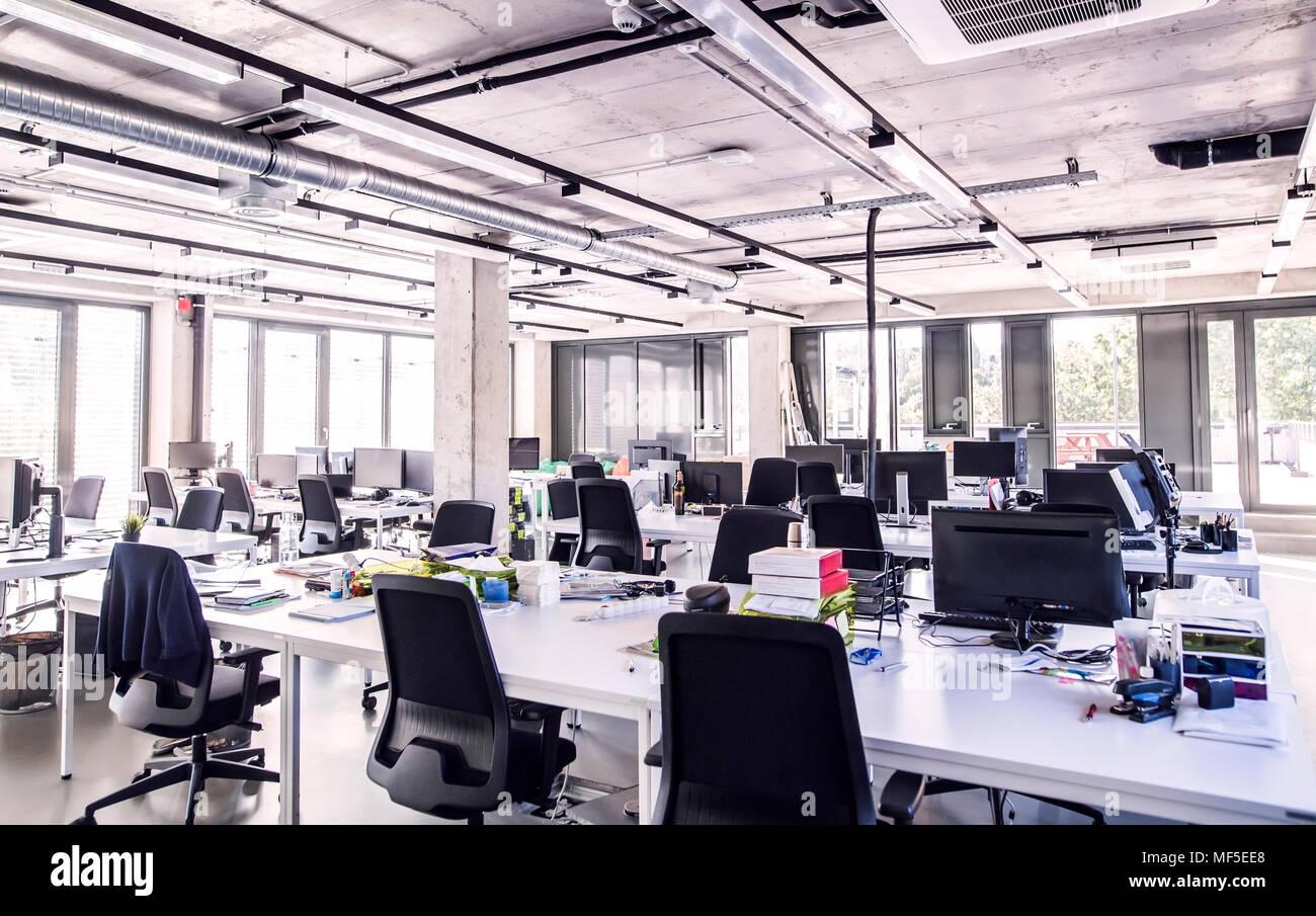 Bureau moderne Banque D'Images