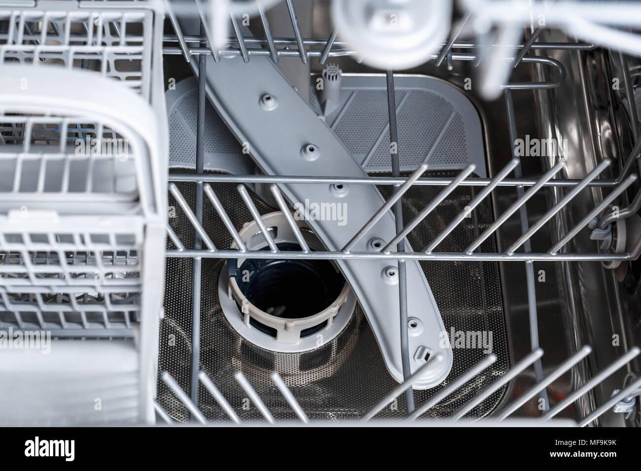Nettoyer Interieur Lave Vaisselle lave vaisselle après le nettoyage photos & lave vaisselle