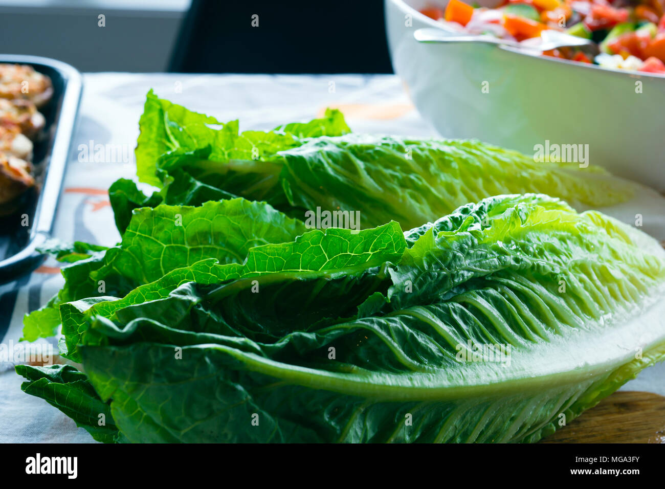 salade verte calories. stunning frais salade dgonfler sein with