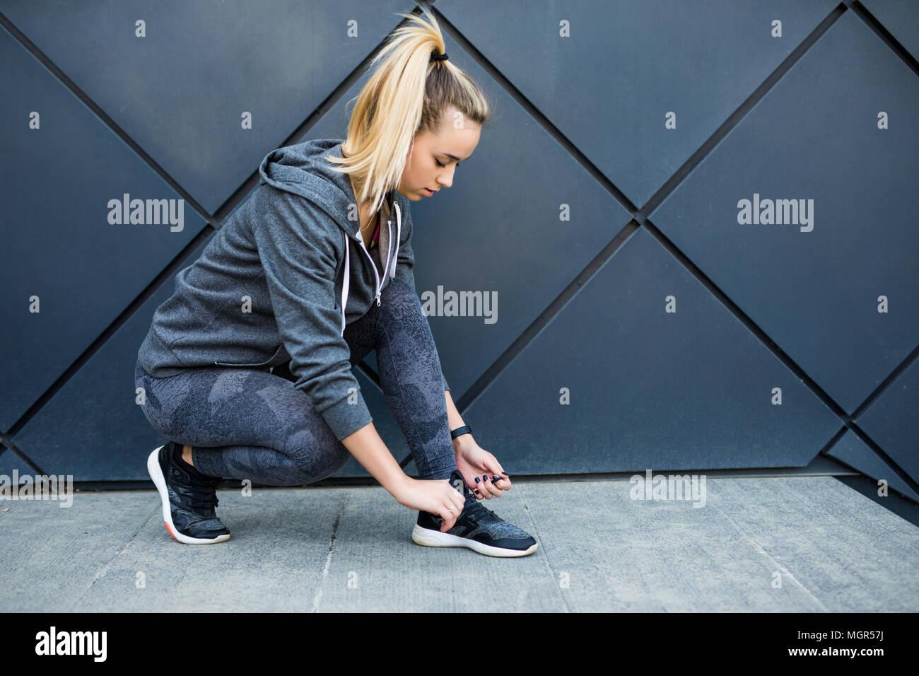de Chaussures Liage lacetsFemme sport runner Running XuiOPkZT