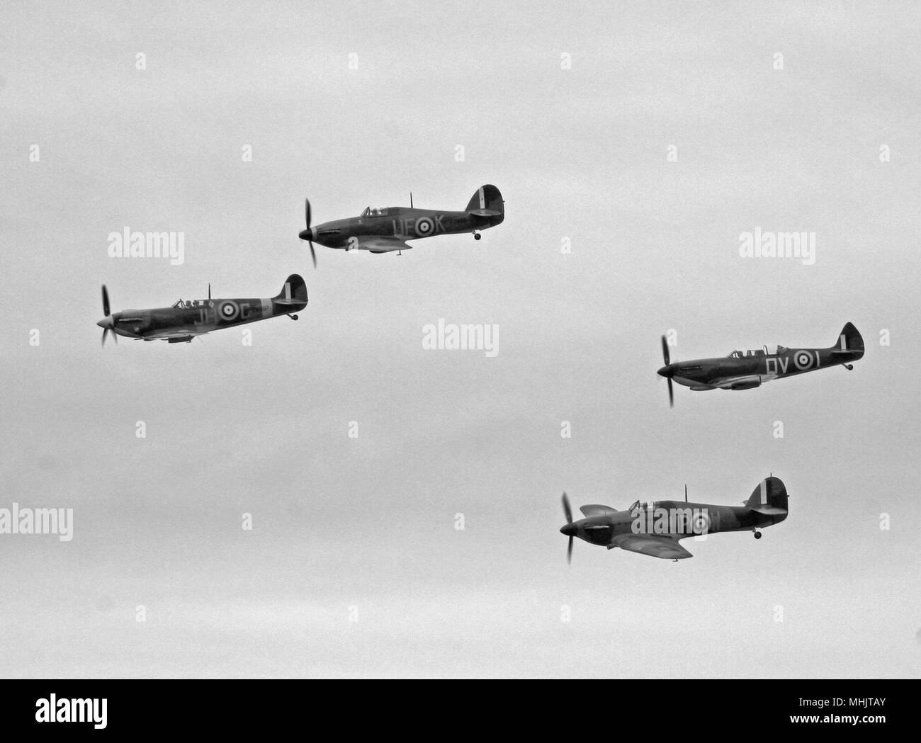 Shoreham Airshow 2013 Photo Stock
