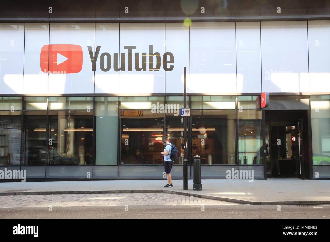 Spaces Rue De Londres google's youtube space, sur la rue pancras, à kings cross, à